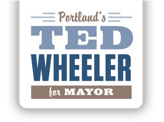 Ted Wheeler for Portland Mayor